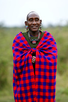 Masai Village and People